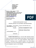 Columbia Pictures Industries Inc v. Bunnell - Document No. 399