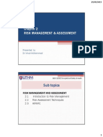 2_Risk Management & Assessment