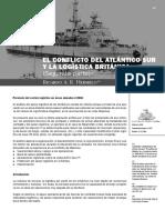 El Conflicto Del Atlántico Sur ( Segunda Parte)