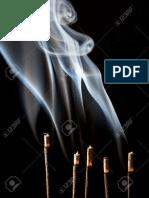 Medicinal Smoke Reduces Air Microflora