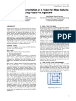 Design and Implementation of a Robot for Maze-Solving.pdf