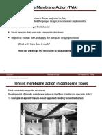 4c Tensile Membrane Action