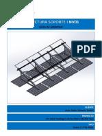 GUÍA - Montaje Estructura NV01