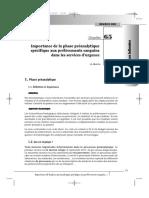 Texte Phase Pre-Analytique Urgences 2005