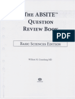 Absite Basic Science Review