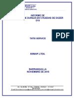 Medición de Dureza - Tatis Service