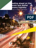 Ey Speeding Ahead on the Telecom and Digital Economy Highway 2