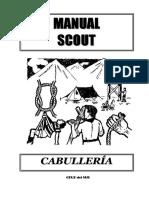 Manual Scout Cabulleria