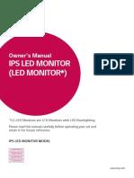 Monitores LG Mp68vq