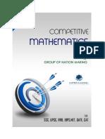 Competetive Maths