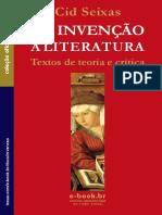Da Invenção a Literatura - Cid Seixas