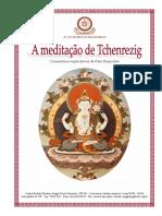 Tchenrezig - Kalu Rimpoche