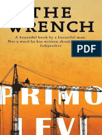 Levi, Primo - Wrench, The (Abacus, 2013)
