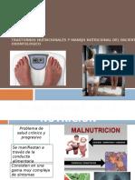 nutrición unidad IV trastornos nutricionales