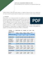 Analisis Septe Del Gobierno Regional de Madre de Dios