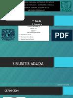 Sinusitis Aguda Crónica Corregido 1