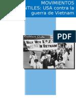 Usa Contra La Guerra de Vietnam