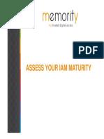 Memority Assessment