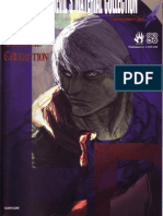 Devil May Cry 4 Material Collection Artbook
