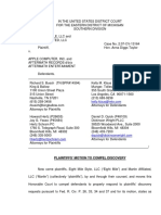 Eight Mile Style, LLC et al v. Apple Computer, Incorporated - Document No. 33