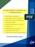 3-Planificación y Control de La Producción