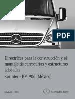 Arl MX Sprinterbm906 Es