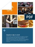 Bar & Grill Proposal Draft
