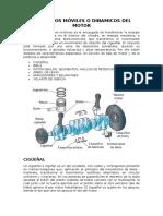 Elementos Móviles o Dinamicos Del Motor
