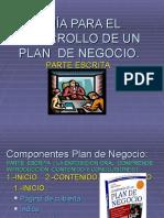 GUIA PLAN DE NEGOCIO GRAL.ppt