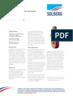 Dosificador de Espuma Por Bomba F 2012013 ES