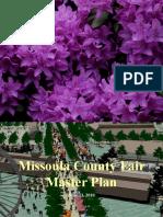 Western Montana Fair Master Plan Presentation