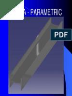 CATIA Parametric