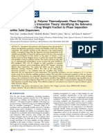 Construction of Drug−Polymer Thermodynamic Phase Diagrams on FH theory