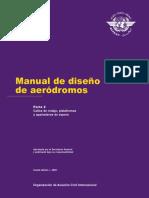 Manual de diseño de aeródromos Parte 2 Rodajes Plataformas.pdf