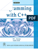 Programming With C++ (New Age, 2009, 8122426131)