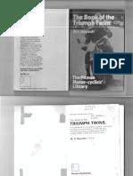 Pitmans Triumph Twins Book by w c Haycraft