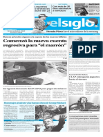 Edición Impresa Elsiglo 27-12-2016
