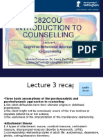 COU Lecture 4