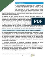 Aulas Integradas Venezuela