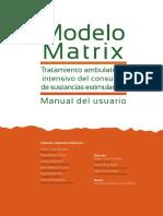 Matrix Manual Usuario