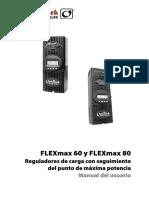 Flexmax6080 Manual Spanish