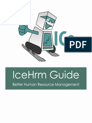 Icehrm Guide | Workweek And Weekend | Payroll
