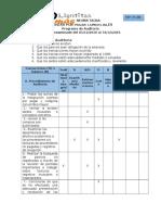 Plan y Programa de Auditoría Financiera