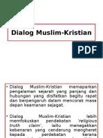 Dialog Muslim Kristian