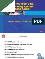 OMF001006 GSM Signaling System-BSSAP(BSS).ppt