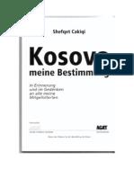 Kosova  meine Bestimmung (Kosova percaktimi im) 1999