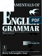 Betty Azar - Fundamentals of English Grammar 3Rd Ed