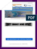 TradeIndia Research Equity Report- 27 Dec 2016