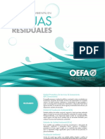 Oefa Aguas Residuales