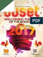 BUSET Vol.12-139. JANUARY 2017